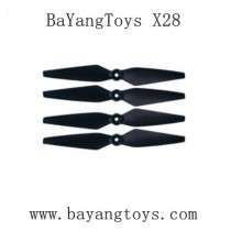 BAYANGTOYS X28 Parts-Propellers