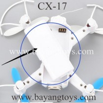 Cheerson CX-17 Quadcopter Battery Cover