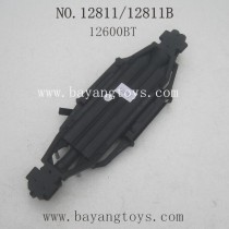 HBX 12811B 12811 Parts-Chassis Bottom 12600BT