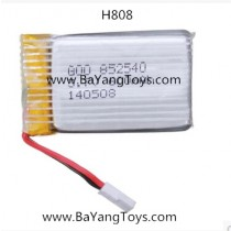 Helicute H808 Quadcopter battery