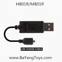 Helicute H801R M801R Drone USB Charger