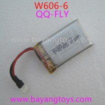 Huajun w606-6 qq-fly UFO battery