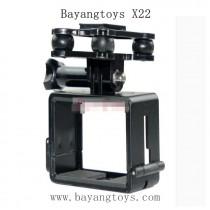 BAYANGTOYS X22 Parts YUNTAI Gimbal set