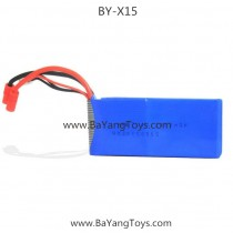 Bayangtoys X15 Quadcopter upgrade battery 2800mah