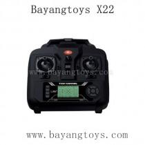 BAYANGTOYS X22 Parts Transmitter