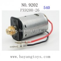 PXToys 9202 Parts-540 Motor PX9200-26