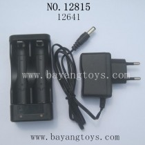 HAIBOXING 12815 Parts-Charge Box+Charger