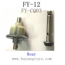 FEIYUE FY12 Parts-Differential Mechanism Components