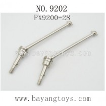 PXToys 9202 Parts-Dog Bone Drive Shaft