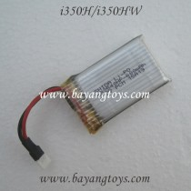 udirc i350H quadcopter lipo battery 800mah