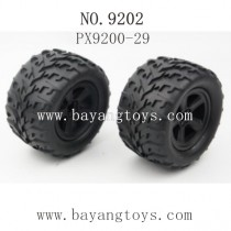 PXToys 9202 Parts-Tire PX9200-29
