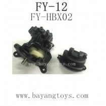 FEIYUE FY12 Parts-Rear Gear-Box Assembly