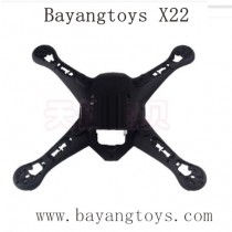 BAYANGTOYS X22 Parts Under-Body-Shell