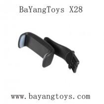 BAYANGTOYS X28 Parts-Phone Fixing Frame