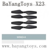 BAYANGTOYS X23 Parts Propellers