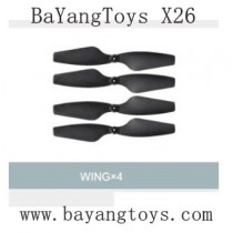 BAYANGTOYS X26 Parts Propellers