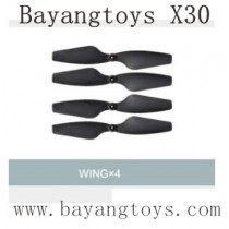 BAYANGTOYS X30 Parts-Propellers