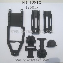 HBX 12813 SURVIVOR MT Parts-Gear Box Housing