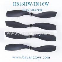 Helicute H816HW Blades