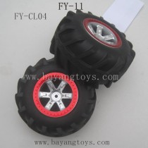 FEIYUE FY11 Parts-Tires FY-CL04