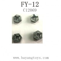 FEIYUE FY12 Parts-Hexagona C12069