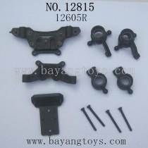 HAIBOXING 12815 Parts-Steering Hubs