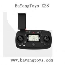 BAYANGTOYS X28 Parts-Transmitter
