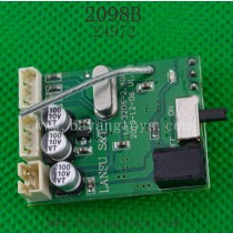 HBX 2098B Parts-Receiver-Board