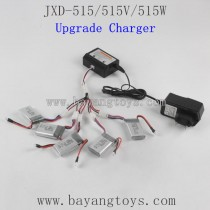 JXD 515 515V 515W Parts-Battery and Upgrade Charger