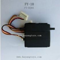 FEIYUE FY-10 Brave Parts-Rudder FY-DJ01