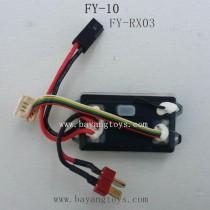 FEIYUE FY-10 Brave Parts-Receiver board