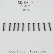 PXToys 9300 Parts-Screw P88002