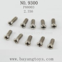 PXToys 9300 Parts-Screw P88003