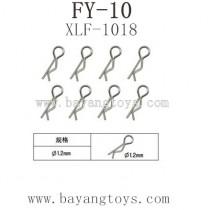 FEIYUE FY-10 Brave Parts-R-Shape Lock