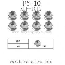 FEIYUE FY-10 Brave Parts-Flange Lock nut