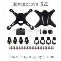 BAYANGTOYS X22 Parts Body Shell