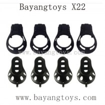 BAYANGTOYS X22 Parts Motor Cover