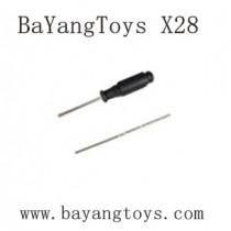 BAYANGTOYS X28 Parts-Screws Driver Tool