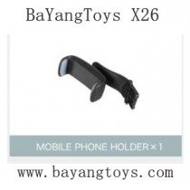 BAYANGTOYS X26 Parts Phone Fixing Frame
