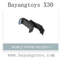 BAYANGTOYS X30 Parts-Phone Fixing Frame