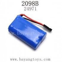 HBX 2098B Parts-Battery