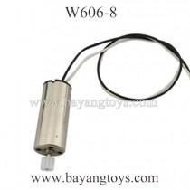 HUAJUN W606-8 Drone Motor Black wire