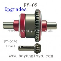 FEIYUE FY02 Upgrades Parts-Front Differential Assembly FY-QCS01