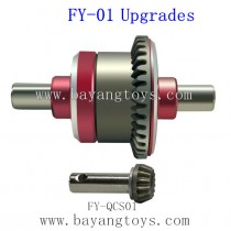 FEIYUE FY01 Upgrades Parts-Front Differential Assembly