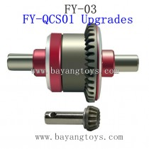 FEIYUE FY03 Upgrades Parts-Front Differential Assembly