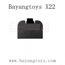 BAYANGTOYS X22 Parts Battery Cover