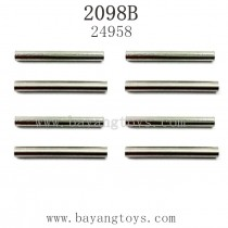 HBX 2098B Parts-Side Plate Posts