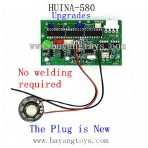 HUINA 580 EXCAVATOR Parts-Upgrades Receiver board