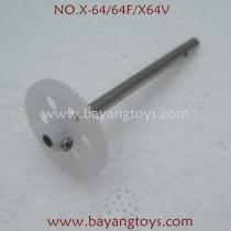 XinXUN NO.X-64 Quadcopter big gear