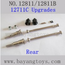 HBX 12811B 12811 Parts-Rear Drive Shafts